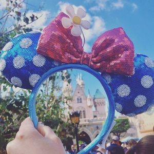 2018 Minnie Mouse Ears